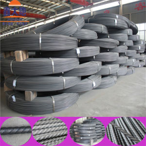 High Tensile Steel Strand Wire for Railway Sleeper