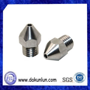 Factory Customized Precision Stainless Steel Threaded spray Nozzle pictures & photos