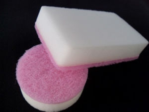Magic Sponge Cleaning Kitchen Magic Foam Sponges China Factory pictures & photos