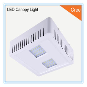 Recessed CREE 60W LED Canopy Lamp for Gas Station