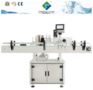 Automatic Slef Adhesive Sticker Bottle Labeling Machine pictures & photos