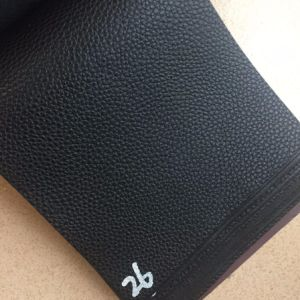 Synthetic Stock PVC Leather for Making Bags Handbags Hx-B1759 pictures & photos