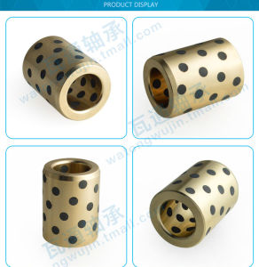 Metallic Self-Lubricating Bearings, The Copper Sleeve, Bronze Graphite Guide Bushes pictures & photos