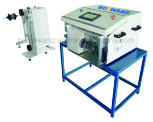 Automatic Coaxial Cable Cutting and Stripping Machine (large size) pictures & photos