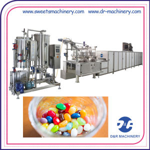 Fruity Jelly Candy Depositing Line Confectionery Machinery Equipment pictures & photos