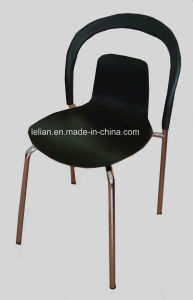 Slim Lighting Colorfu Plastic Stacking Chair (LL-0035) pictures & photos