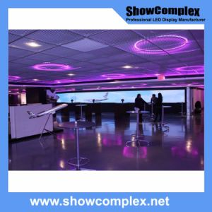 Indoor Full Color LED Video Display for Advertisement with Slim Panel (500*500mm pH2.97) pictures & photos