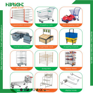 Full Solution Retail Grocery Store Supermarket Equipments pictures & photos