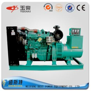 100kw China Electric Power Diesel Generator Set with Factory Price