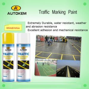 Extra Tough Road Marking Paint / Permanent Line Marking Paint Aerosol pictures & photos