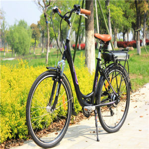Top Quality Electric City Bicycle pictures & photos