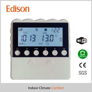 Wireless Programmable Heating Thermostat pictures & photos