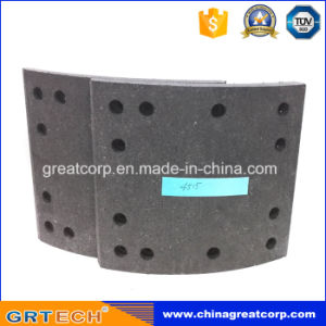 Drilled Heavy Duty Truck Brake Lining 4515 pictures & photos