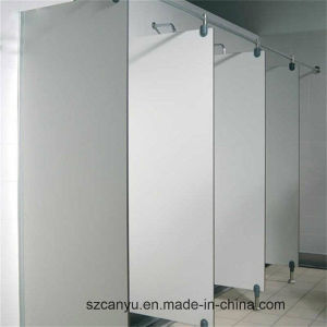 High Quality Water Resistent Customizable Toilet Partition pictures & photos