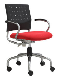 PP Back Fabric Office Chair Computer Executive Office Chair (LDG- 820A) pictures & photos