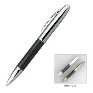 Customized Logo Writing Pen Promotional Metal Ball Pen pictures & photos