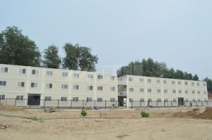 Knock Down House for Mining Camp/Workers′ Accommodation House pictures & photos