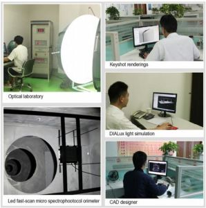 2017 Chinese Factory Direct Sale IP65/68 Waterproof 100W200W300W 400W 12000lm LED Tunnel Light Warm White/White/Cool White Tunnel Carwash pictures & photos