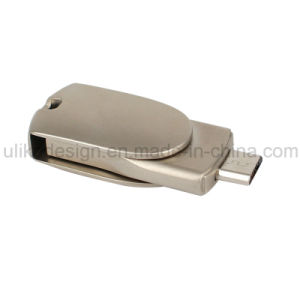 Mini Size USB Flash Driver Metal OTG USB 3.0 (UL-M059) pictures & photos