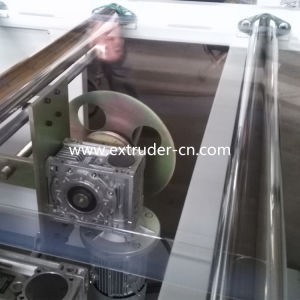 Pet/PETG/PS Plastic Thermoforming Sheet Making Machine pictures & photos
