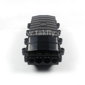 Waterproof IP68 288 Cores Horizontal FTTH Fiber Optic Joint Enclosure pictures & photos