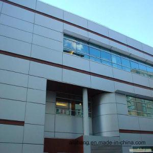 Building Construction Material/Aluminium/Aluminum Plastic Composite Panel (ALB-010) pictures & photos