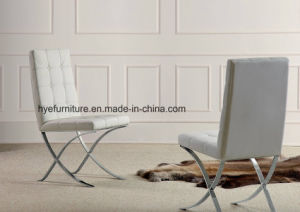 European Restaruant Dining Chair Leather Chair pictures & photos