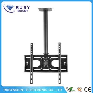 New Design Adjustable TV Ceiling Bracket Hanging Mount pictures & photos