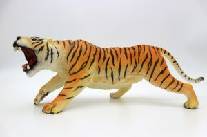 OEM China Factory Best Kids Animal Cartoon Doll Soft Tiger Toy pictures & photos