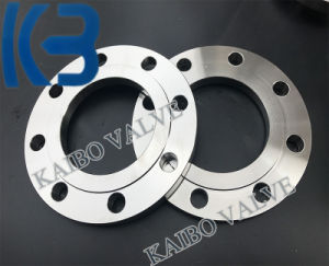 JIS Ks 304/304L/316/316L Slip on/Welding Neck Stainless Steel Forged Flange pictures & photos