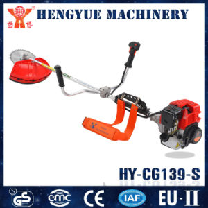 Hycg139-S Lawn Mover Grass Cutter Grass Trimmer Brush Cutter Heavy Duty Brush Cutter pictures & photos