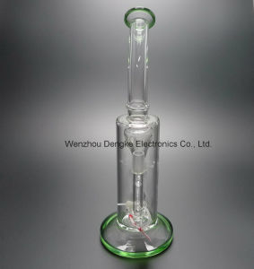 New Arrival Birdcage Percolator Windmill Shape Glass Smoking Water pipe pictures & photos