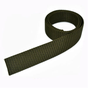 Adjustable 50mm Polyester/Nylon/Textile Strap Material for Army pictures & photos