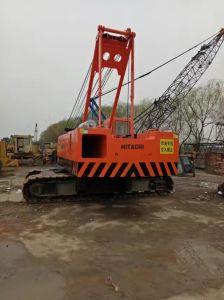 Used Hitachi 50t Crawler Crane (KH180-3) pictures & photos