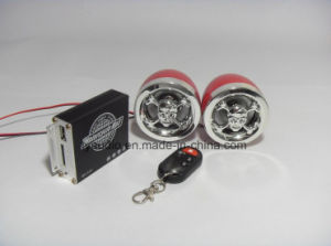 Mini Size Motorcycle Radio Anti-Theft Alarm Amplifier Scooter MP3 pictures & photos