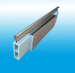 Prepainted Colored Galvanized Steel Roller Shutter Door (HG110) pictures & photos