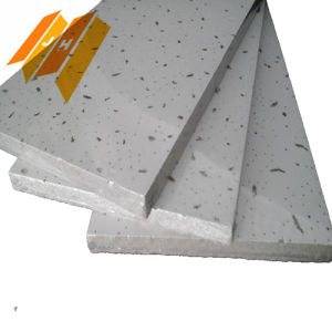 Professional Manufacturer Firproof Armstrong Mineral Fiber Ceiling Tiles pictures & photos