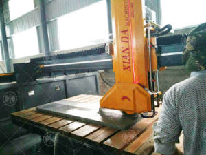 Xianda Zdqj -600 Bridge Cutting Machine pictures & photos