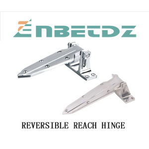 1255ss Reversible Reach in Plane Hinge pictures & photos