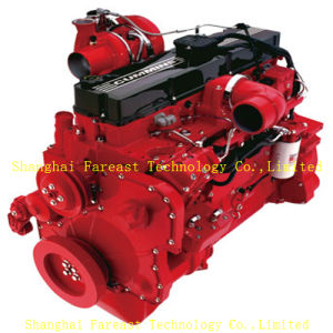New Cummins Isle Diesel Engine for Truck, Engineering Vehicle, Coach, Bus pictures & photos