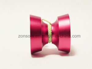 Custom Alu 6061 Precision CNC Machining with Anodizing Yoyo Toy pictures & photos