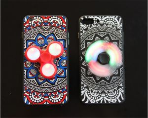 Gyroscope Mobile Phone Case Fingertip for iPhone pictures & photos