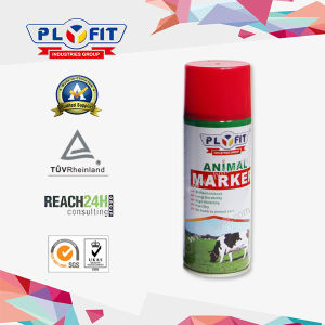 Rich Color Long-Lasting Animal Marking Paint Spray pictures & photos