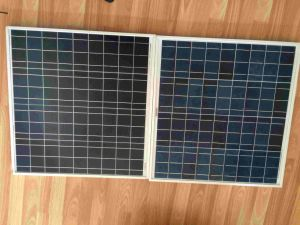 145W Monocrystalline Silicon Sunpower Solar Panel Suit for Solar Street Light