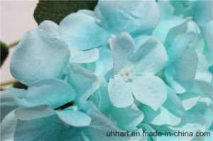 2017 Hot Selling Fake Hydrangea Flower Wholesale Artificial Flowers pictures & photos