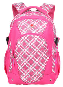 Nice School Student Outdoor Backpack in Pattern Fabric pictures & photos