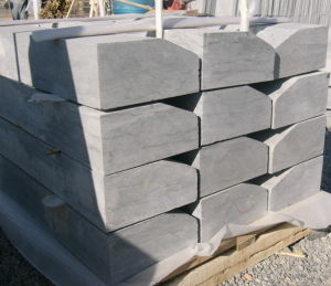Road Kerb, Kerbstone Type, Grey Granite Kerb pictures & photos