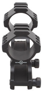 Vector Optics Durable Tactical Offset See-Through One-Piece Integrated 35mm Scope Rings with Picatinny Scope Mount Rails for Rifle Fireamrs Bracket pictures & photos