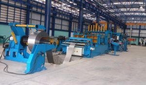 Current Transformer Corrugation Fin Production Line pictures & photos