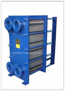 Marine Titanium High Effecience Anti-Corrosion Plate Heat Exchanger pictures & photos
